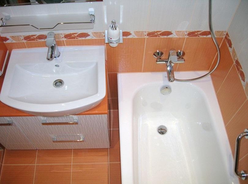 Этапы ремонта ванной с