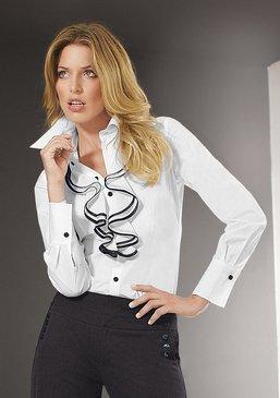 Купит белую блузку