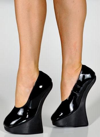 Суперные туфли на высоких каблуках - YouTube
