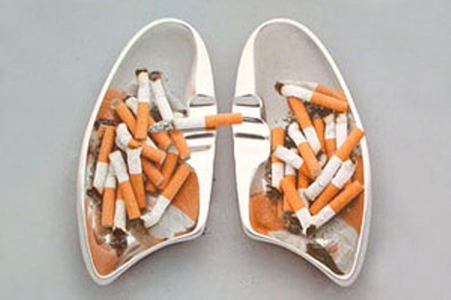Некоторые новости.  Рак лёгкого у курящих и некурящих - две разные патологии?