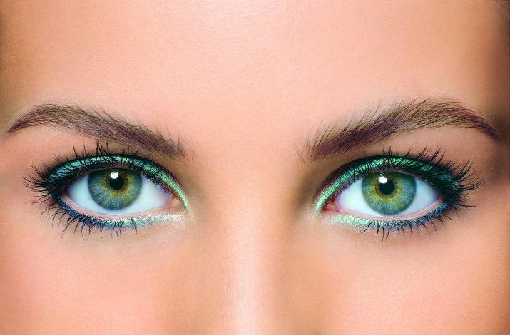 Темно - карие (черные) глаза.  Женщины с этим цветом глаз настолько...