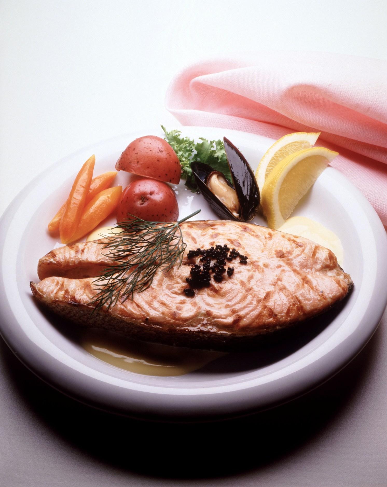 Какую рыбу полезно беременным