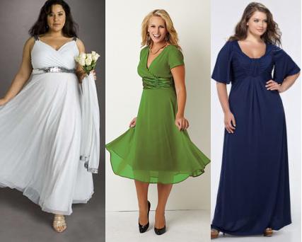 Описание: выкройки летних платьев для полных 2012.
