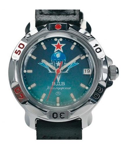 Легендарные наручные часы Командирские, которые выпускаются Чистопольским часовым заводом с 1965 года, всегда были