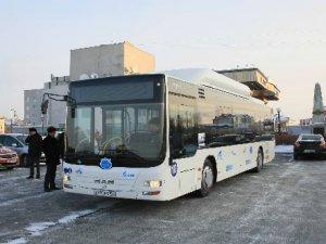 Изменили маршруты автобусов.  27.02.2012 текст:Катя МОРОЗ.