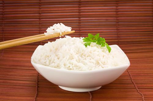 3 дня на рисе