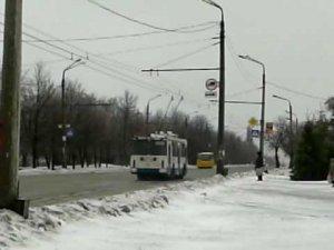 Изменение движения троллейбусов маршрута №8  (фото)