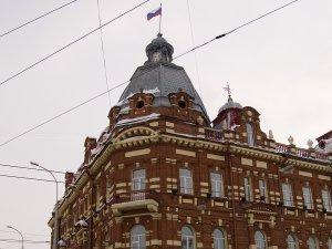 Тимирязевские помои утекают в Томь