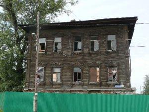 Историческое здание на улице Войкова, 12, сохранит свой облик