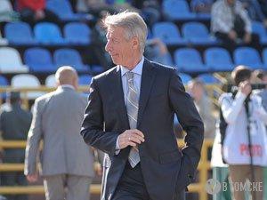 Главный тренер «Томи» Валерий Непомнящий подал в отставку