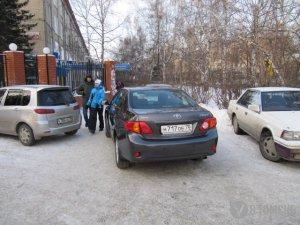 Народные новости: хамство при парковке
