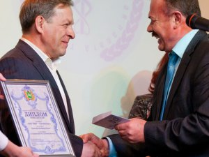 Названы имена победителей конкурса «Лидеры томского предпринимательства» (фото)