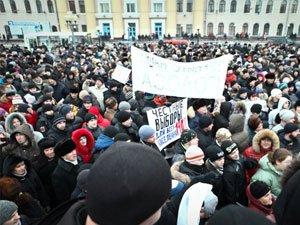 Белые ленты и «красные» суды 2011 года