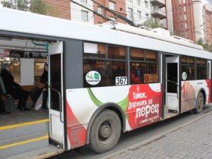 Завтра будет возобновлено движение троллейбусов по Пушкина
