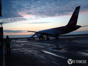 Больше 200 томичей улетели сегодня в Турцию прямым авиарейсом (фото)