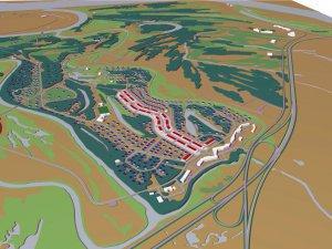 Суд постановил снести дамбу, возведенную при строительстве поселка Элеонор