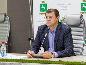 В понедельник на внеочередном собрании гордумы могут рассмотреть заявление мэра об отставке