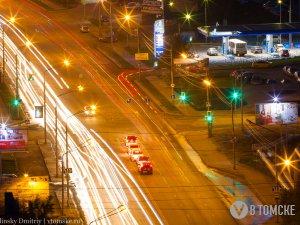 За шесть лет число автомобилей в Томске выросло на 52 тысячи