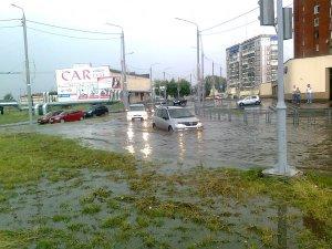 Народные новости: что ни дождь, то потоп (фото)