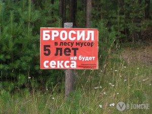 скекс в лесу