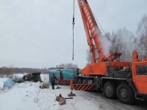 Движение на трассе Томск — Кузовлево восстановлено (фото)