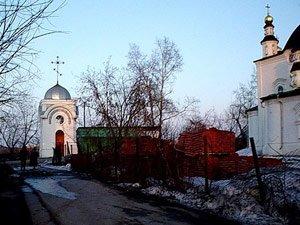 Часовня над могилой старца Федора Кузьмича